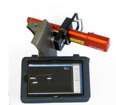 OPTIMESS WPM  便携式无线数字激光轮对测量仪