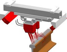 OPTIMESS激光车载轨检系统