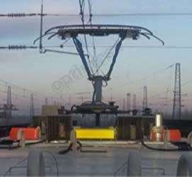 接触网激光检测系统